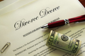 Divorce & Bankruptcy: Which Comes First?
