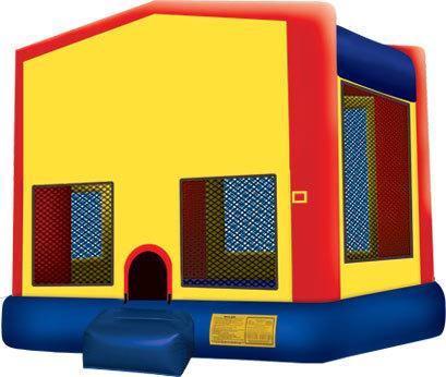 Bounce house no panel