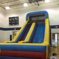 20 ft dry slide