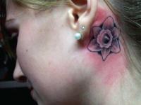 Ryan McCurter Daffodil Tattoo
