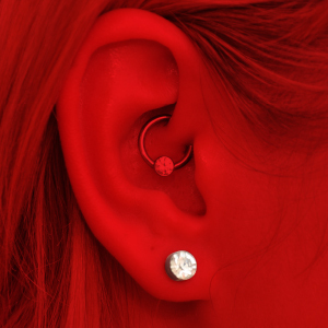 EAR LOBE Piercing Image