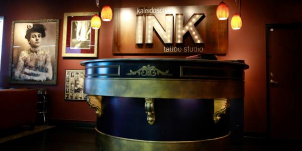 Kaleidoscope Tattoo Studio