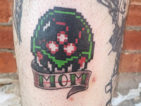 pixel Tattoo