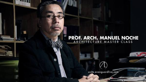 Getting to know Architect Manolo Noche