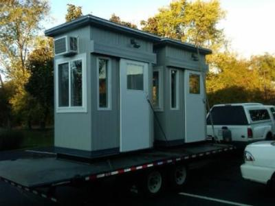 Click her to view more Guard Shacks