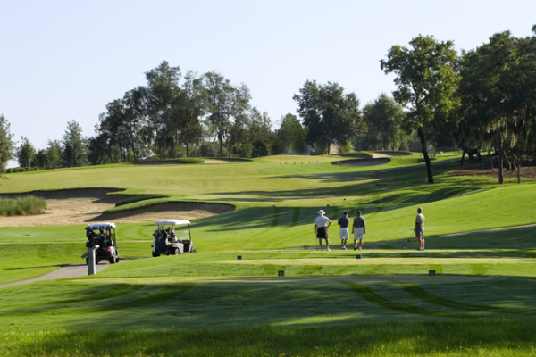 Including golf package with  discounts at 4 courses