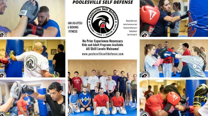 Poolesville Self Defense