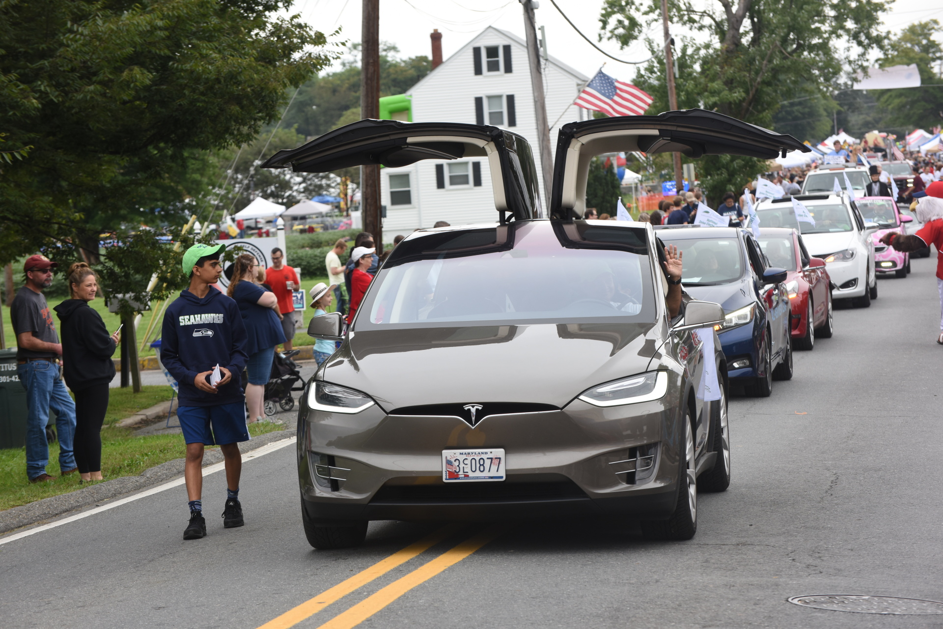Electric Cars - Tesla