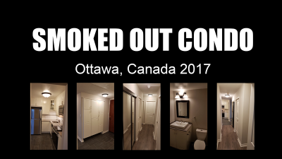 Smoked Out Condo