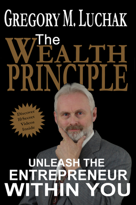 The Wealth Principle NOW AVAILABLE ON KINDLE