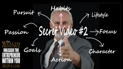Secret #2: Passion and Focus