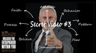 Secret #3: Your Mind is Like a Parachute
