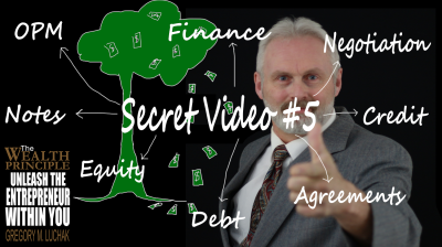 Secret Video #5: Know When to Shake the Money Tree