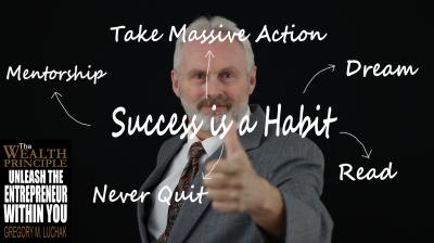 Success is a Habit