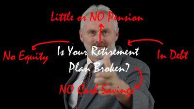Is Your Retirement Plan Broken?