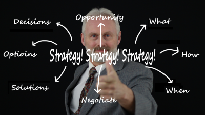Secret Video #6: Strategy! Strategy! Strategy!