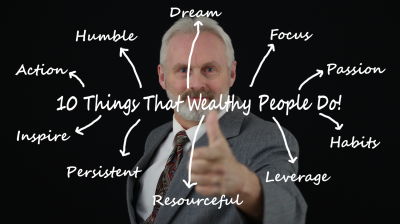 10 Things Wealthy People Do Everyday