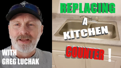 RBi TV Presents: Replacing A Kitchen Counter with Greg Luchak