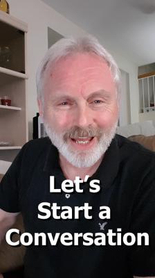 Let's Start a Conversation (Video)