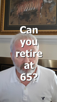 Can you retire at 65?