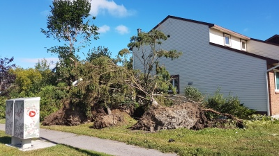 Tornado Rips through Ottawa Gatineau