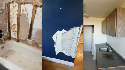 Renovation Nightmare Part 1