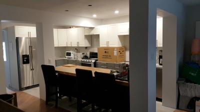 The Long Flip Reno - Kitchen Update
