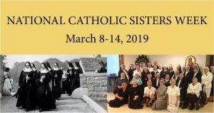 NATIONAL CATHOLIC SISTERS WEEK