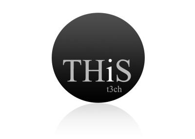 THiS t3ch Branding Logo