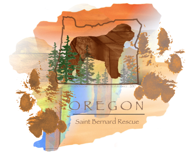 Oregon Saint Bernard Rescue