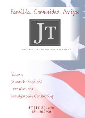 JT Immigration  Consultation & Services