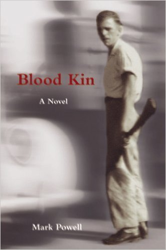 Author Mark Powell's Blood Kin novel
