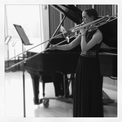 Rhapsody Welcomes Madeleine Berner! Piano, Woodwinds, Brass & Voice Lessons