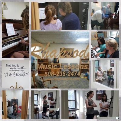 Time to Book Your Fall Music Lessons!