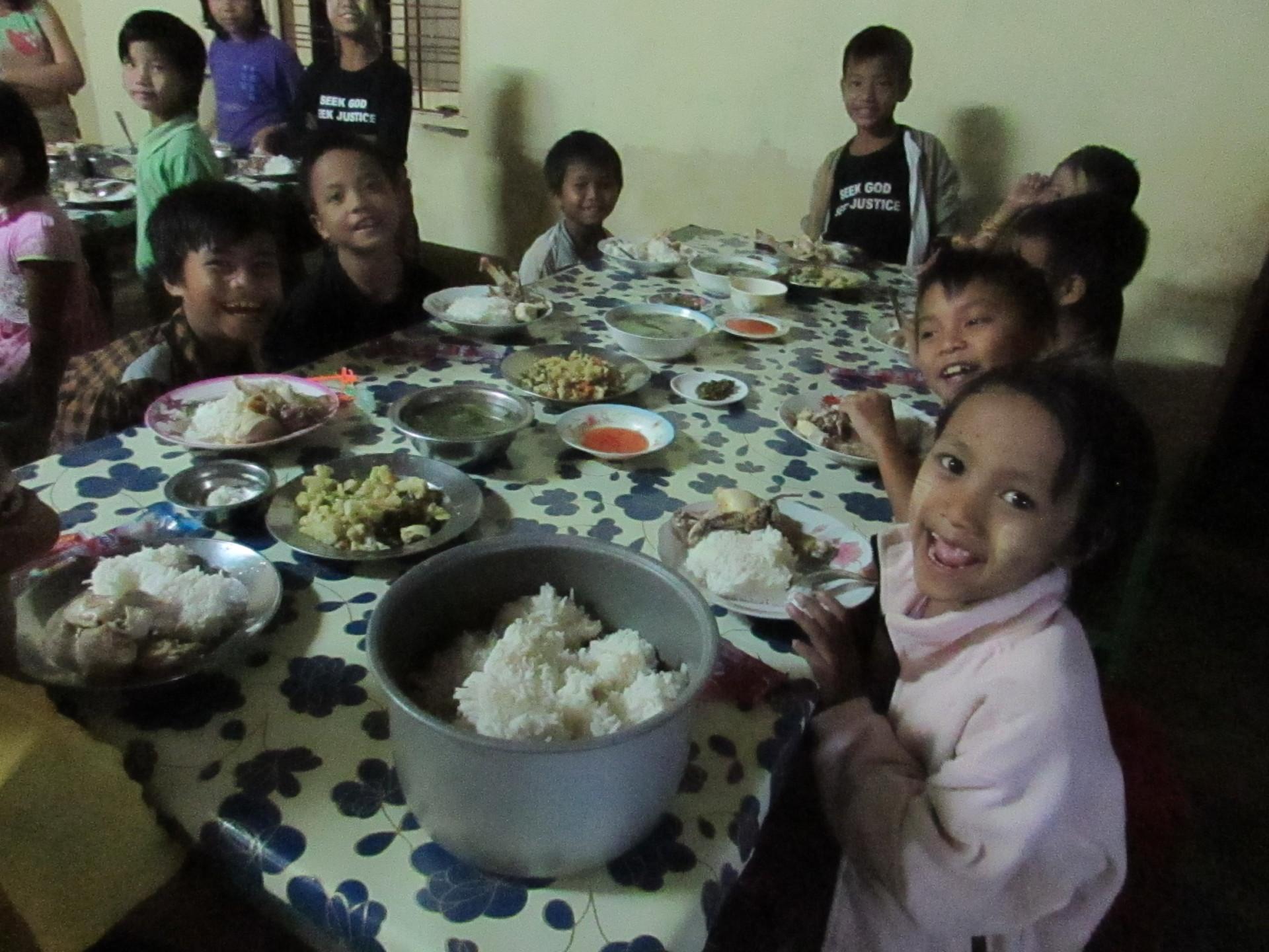 Southeast Asia Children's Home