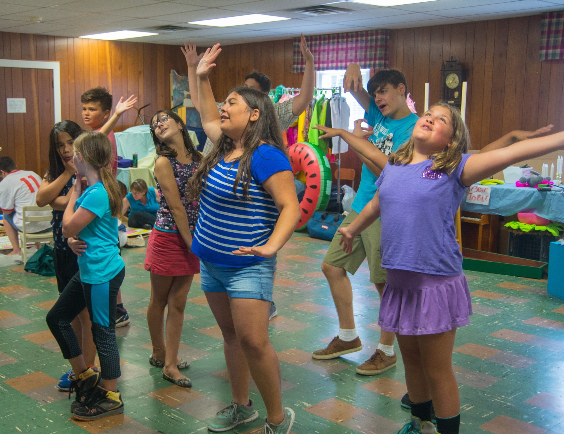 Summer Musical Theatre Camp