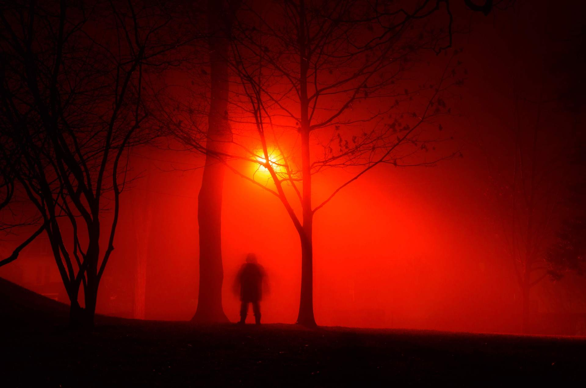 Mt Tabor Ghost Walk