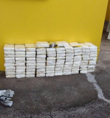 Grande Apreensão de Drogas no Caí
