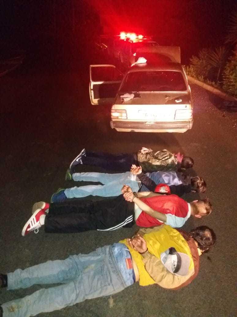Brigada Militar realiza prisão em São José do Hortêncio