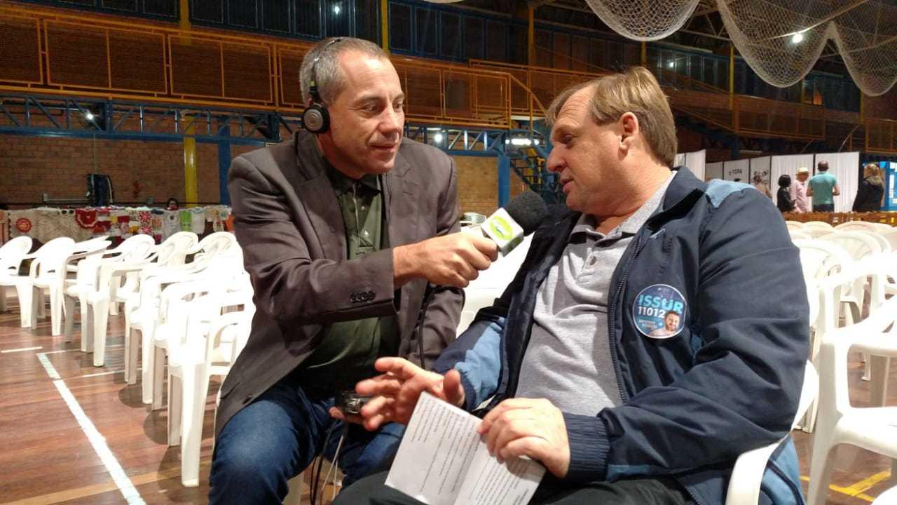 Entrevista com a ator Betinho Klein