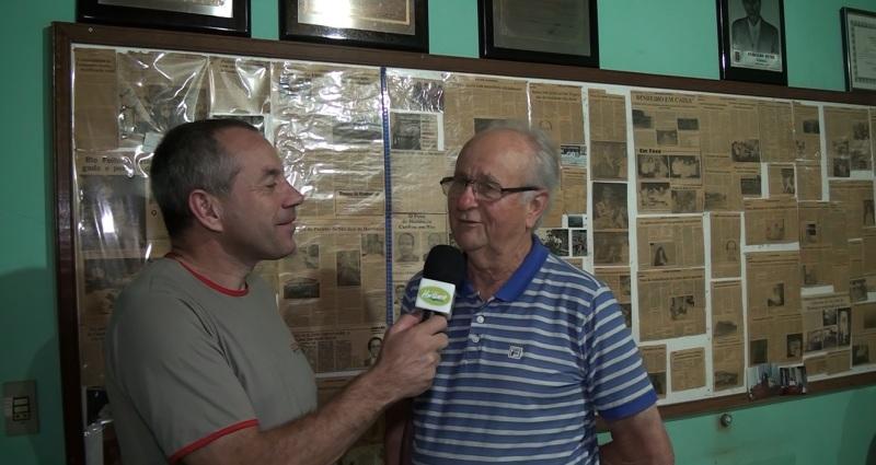 Entrevista com Anibaldo Petry