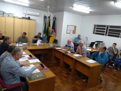 Sessão da Câmara de Vereadores!