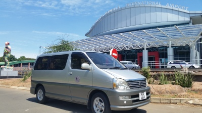 Airport transfers in Livingstone, Lusaka, Victoria falls and Kasane