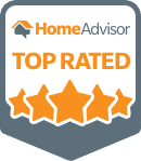 Top Rated by HomeAdvisor