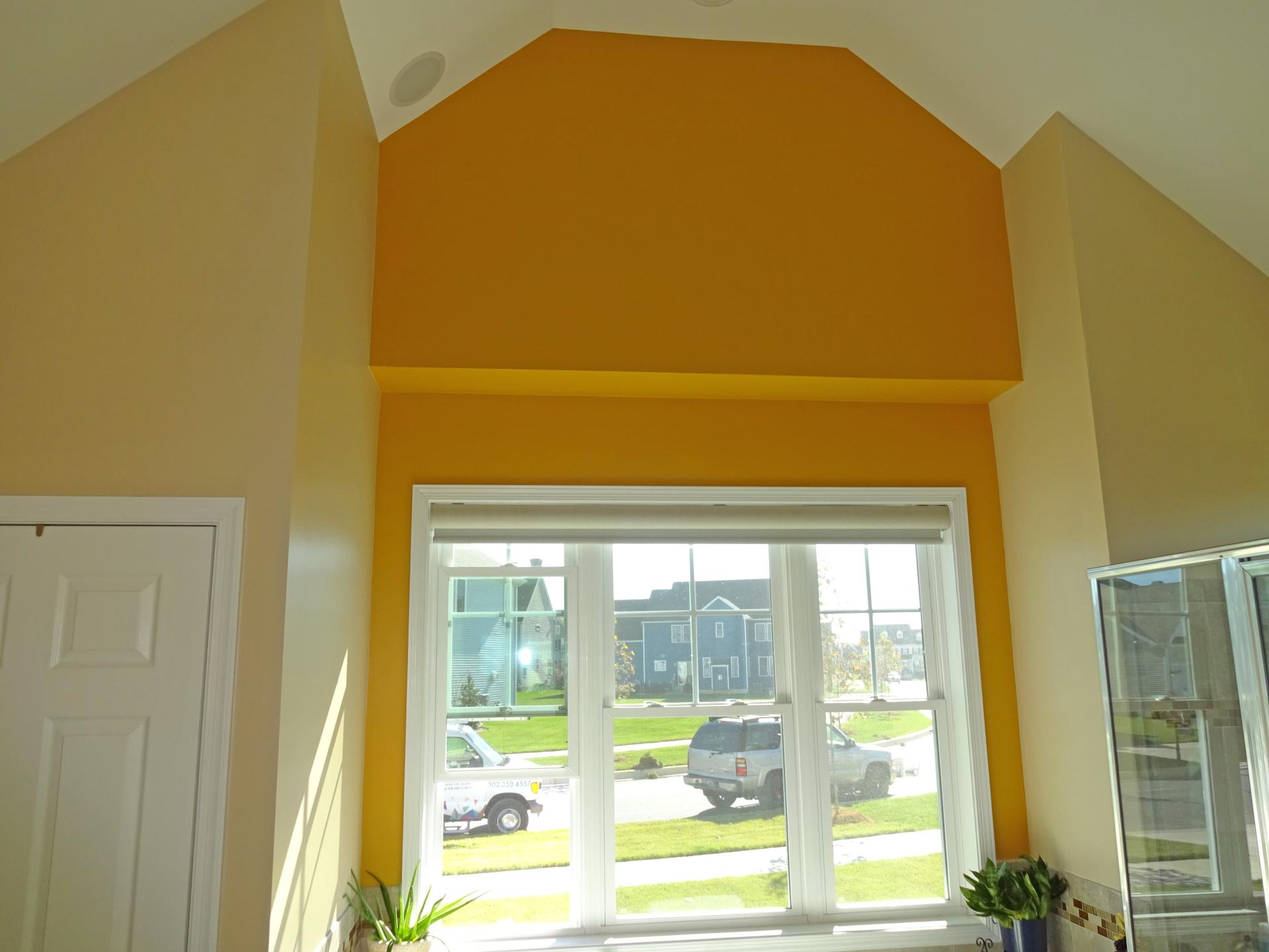 Indoor Paint Job