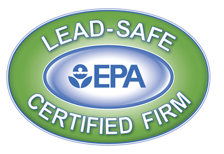 Lead Safe Certified by EPA