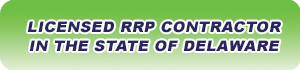 Licensed RRP Contractor in DE