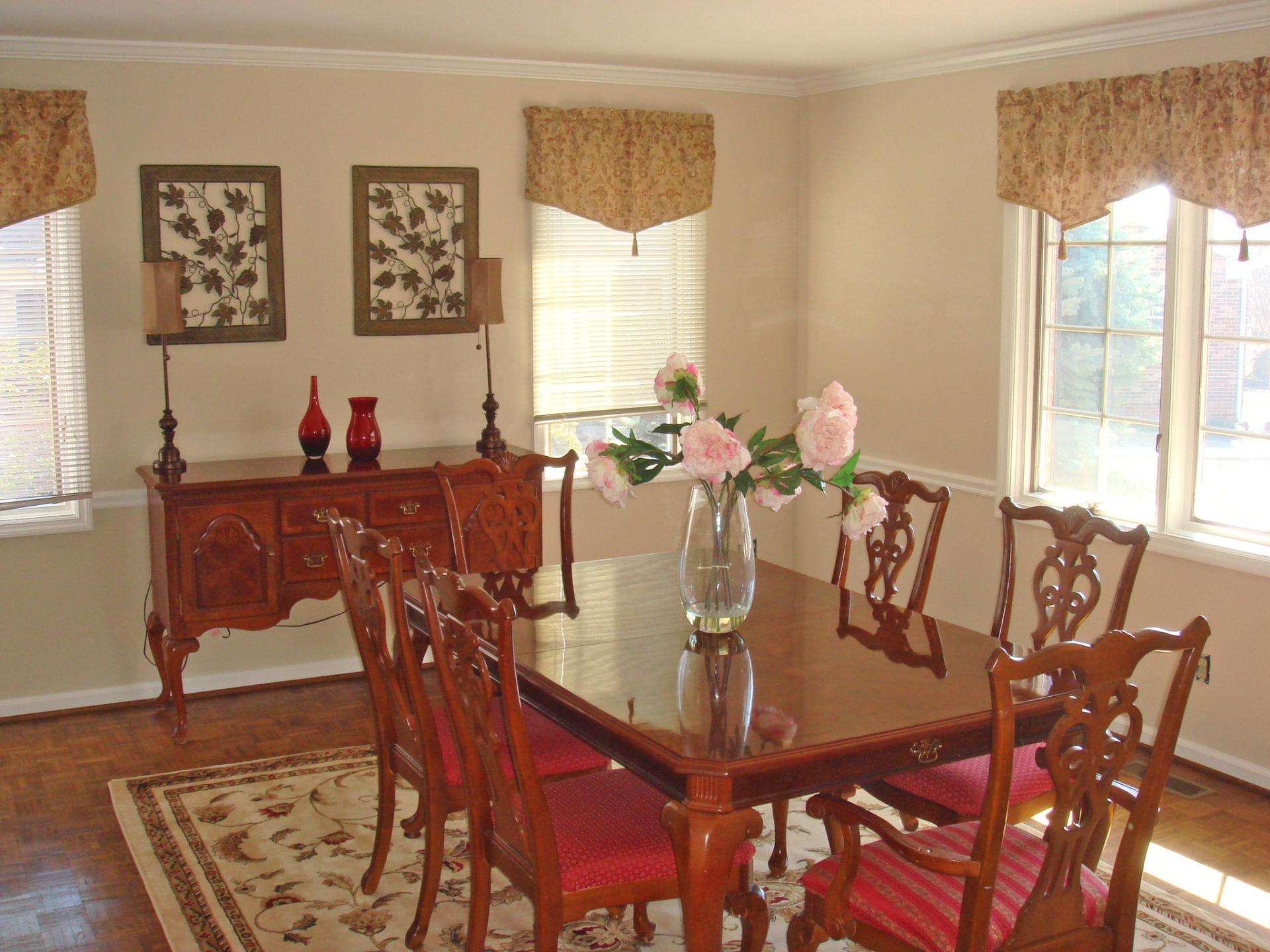 Interior Dining Room