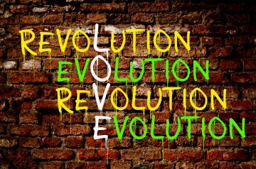 It was a real consciousness revolution