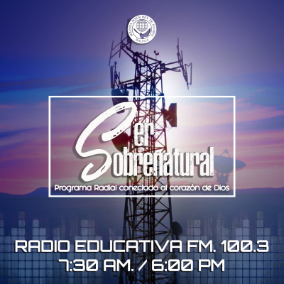 SER SOBRENATURAL (PROGRAMA RADIAL)